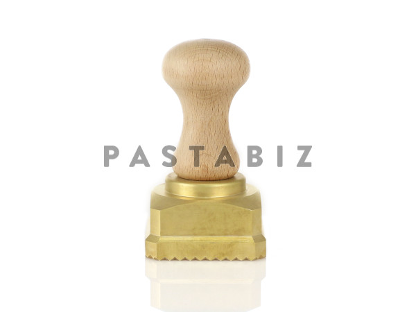 "Professional Square Ravioli Stamp 2.4"" (60mm)"