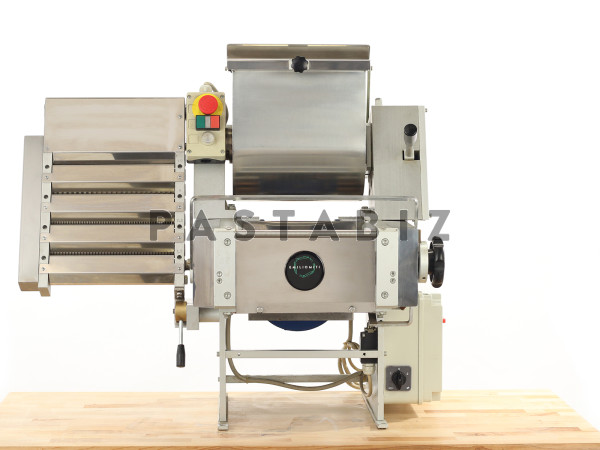 USED EC240V PROGRESSION - Pasta Dough Mixer, Sheeter with Built-In Cutters