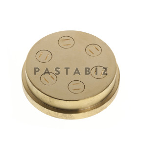 028 - 6mm Fettuccine die for P3 - Teflon