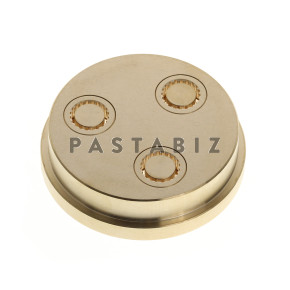 224 - 13mm Ridged Shell Die for P3