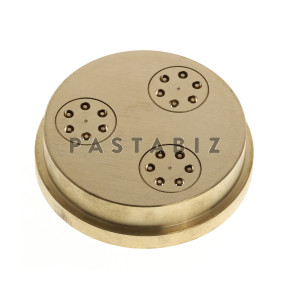 163 - 8mm Smooth Macaroni Die for P3