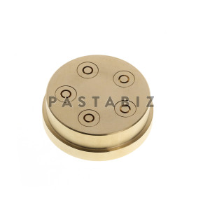 158 - 4mm Smooth Macaroni Die for Dolly