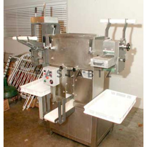 Dominioni A120 Combination Sheeter/Laminator, Automatic Ravioli Maker, Pasta Cutter