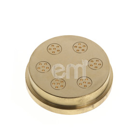 015 - 3MM SPAGHETTI DIE FOR TR70. Also fits Omcan PM-IT-0004 (13320).