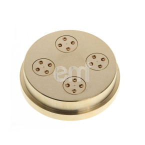 058 - 2.5MM BUCATINI DIE FOR TR70. Also fits Omcan PM-IT-0004 (13320).