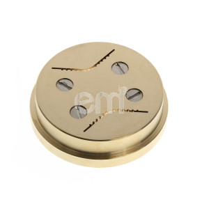 227 - 30MM RIDGED SHELL DIE FOR TR70. Also fits Omcan PM-IT-0004 (13320).