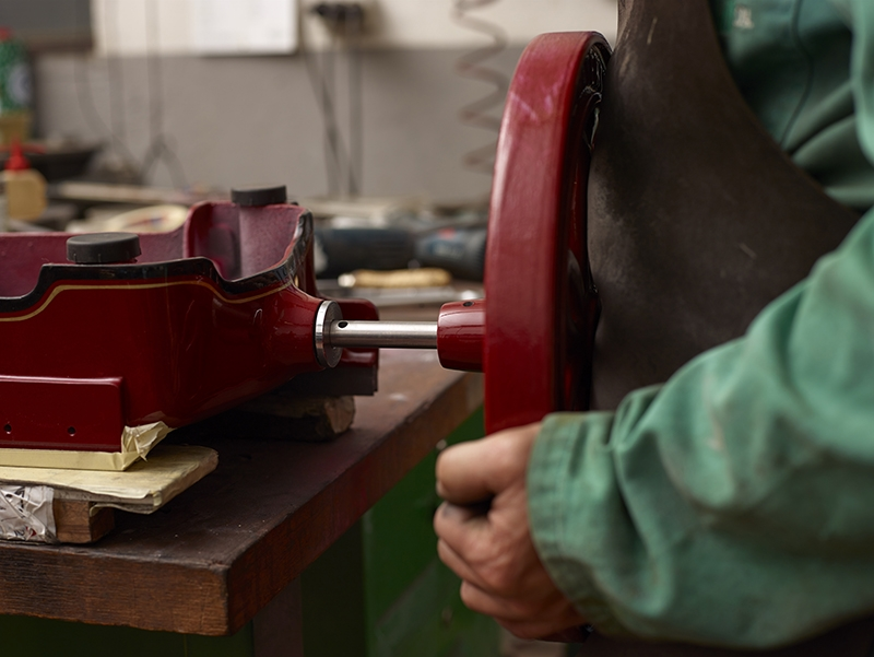 Antique Meat Slicer Restoration